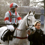 Lucy was 4th at Ascot on Elenika