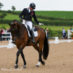 Carl Hester with Nip Tuck. Photo copyright Sally Newcomb