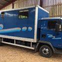 X reg 7.5ton Leyland Daf horsebox